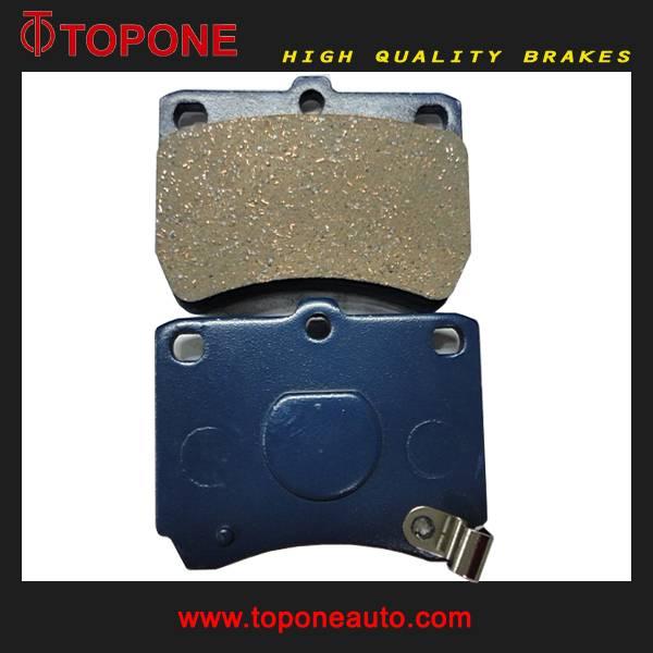 Ceramic Brake Pad For Kia Pride GDB773