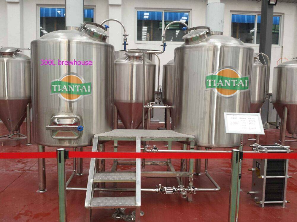 600L pub beer equipment for craft beer
