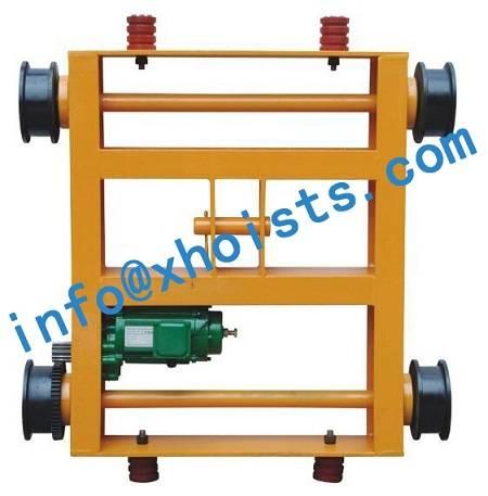 Double girder trolley