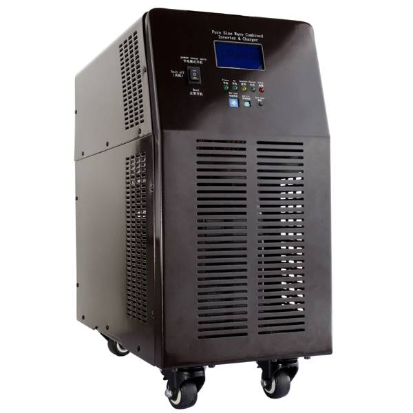 Solar inverter 3000W with sleep mode