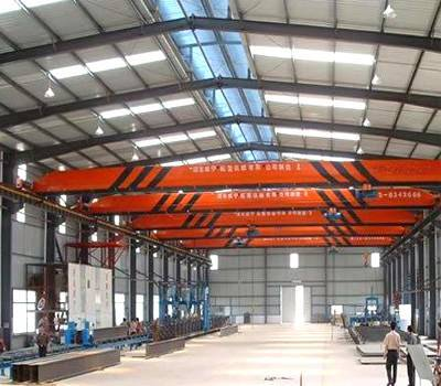 signel beam overhead crane