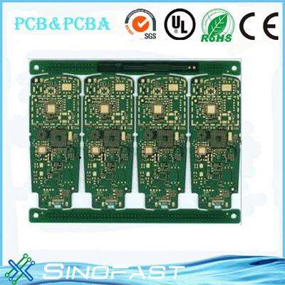 Very competitive R-4 PCB Board with ROHS , SGS, UL, ISO 9001