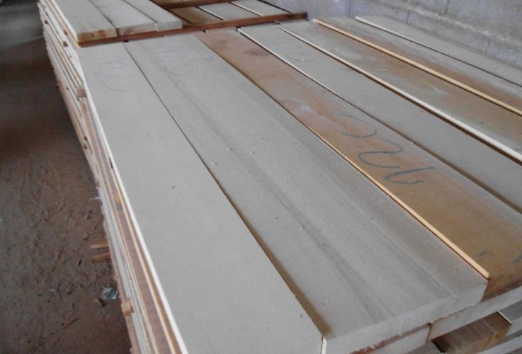 BEECH Lumber edged - Elements KD