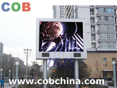 2017 ceiling led light box advertising outdoor full color flexible led video display