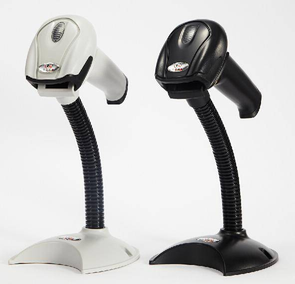 High Sensitivity barcode scanner with bracket