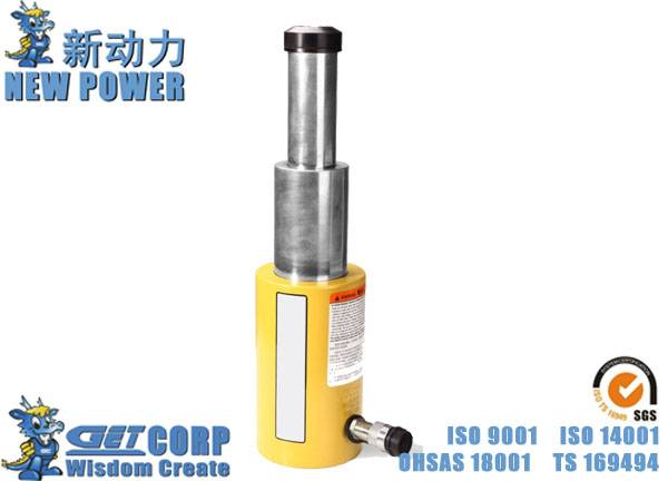 Hydraulic Jack YLYG Multi Stage Hydraulic Jack 10T-50T,Separable Type