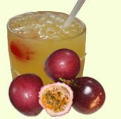 Sulphited Passion Fruit Juice