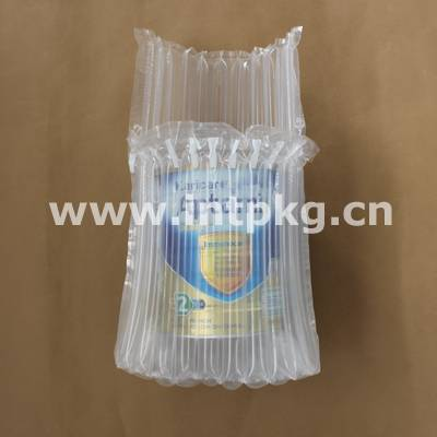 inflatable air column bag for milk powder can
