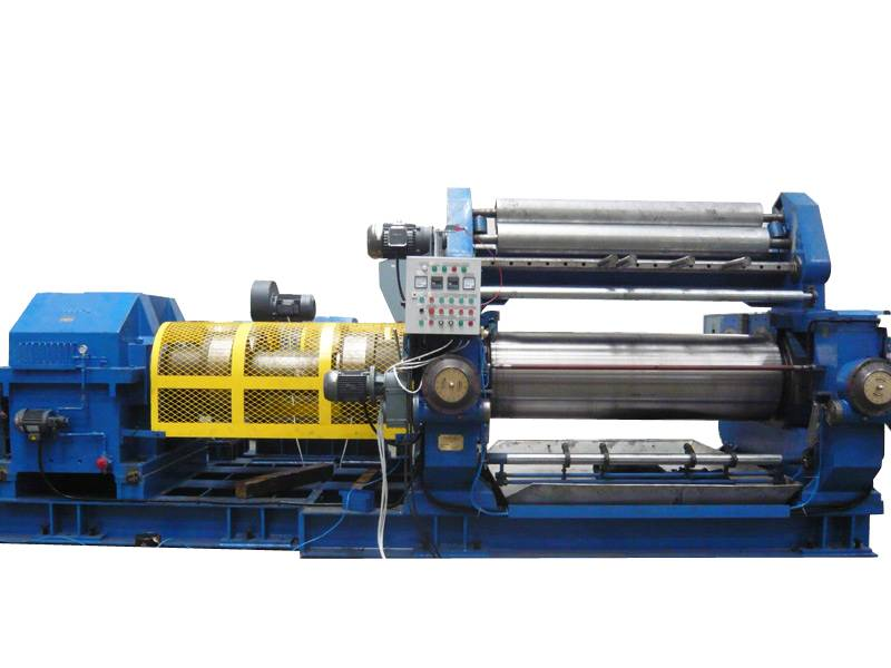 Large Rubber Mixing Mill