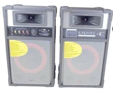 8 Inch Design Box Speaker Sound System Home Speaker Amplifie