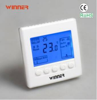 Heat/Cool Control, Room Thermostat Control