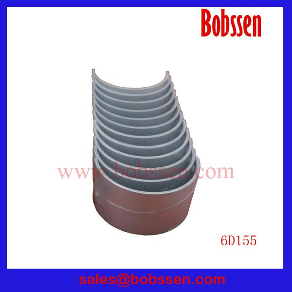 Komatsu 6D155-4 Main Metal Bearing 6127-21-8000 Conrod Bearing 6127-31-304