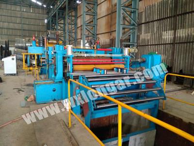 High Speed Stainless Steel Slitting Mill
