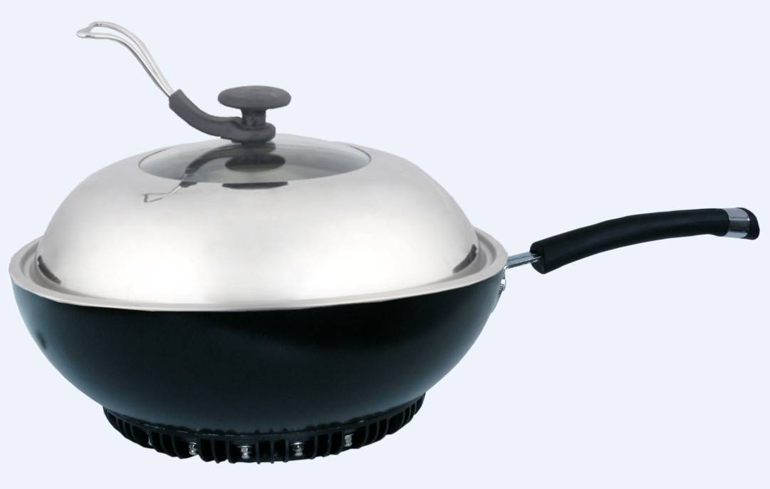 Energy-saving pot