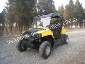 EEC approved BTiger 820 1100 BTV 820cc gas/chery engine