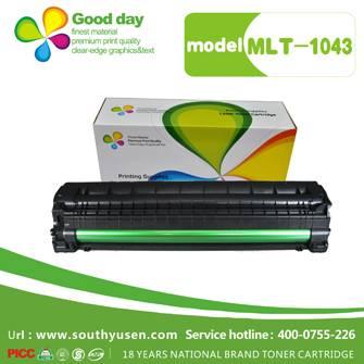 Printer toner cartridge for SamsungMLT1043 Drum unit manufacturer