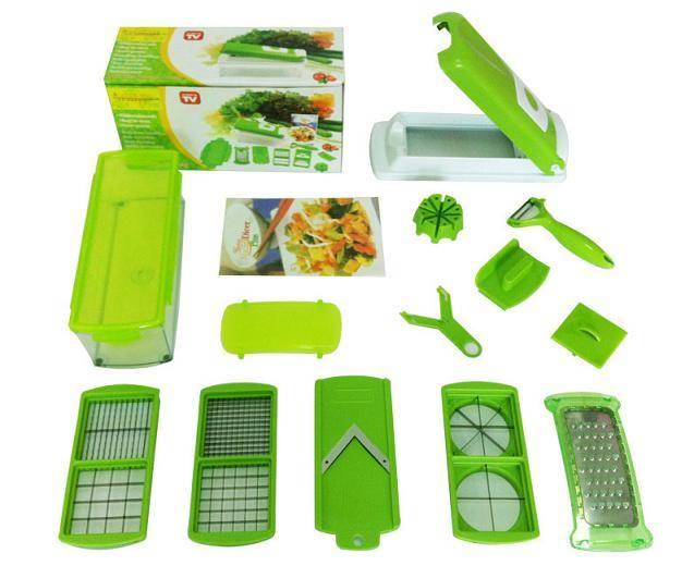 Nicer vegetable dicer plus, nicer vegetable slicer dicer,fruit slicer dicer