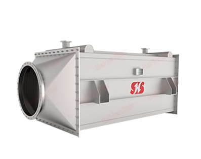 Flue Gas Heat Exchanger for Minerals Air Cooled Heat exchanger