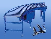 Roller Conveyor-double sprocket