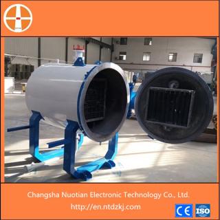 Hard alloy sintering carbonization furnace