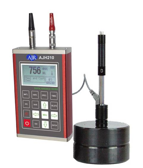 AJH210 Portable Hardness Tester