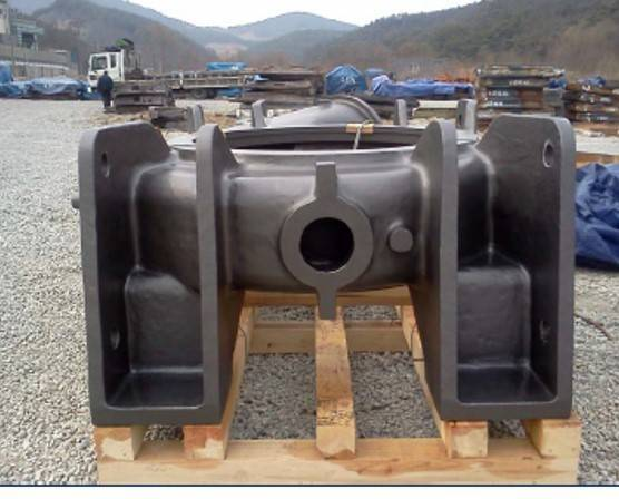 Cast Steel Pump