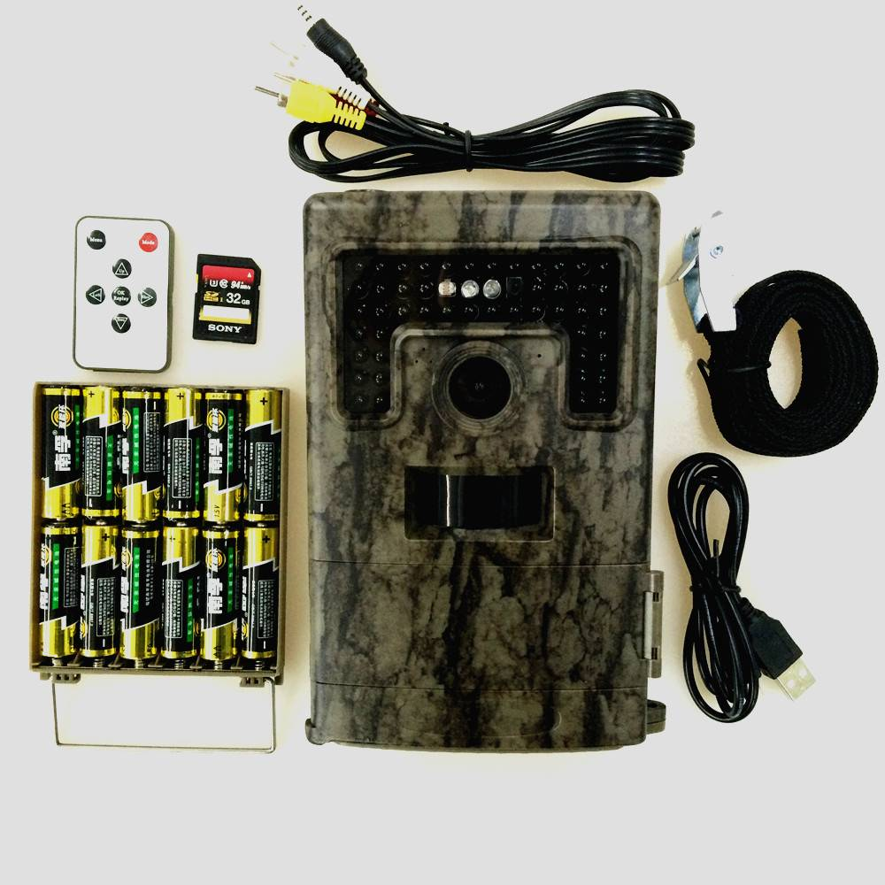 12mp 1080P DIgital Game Camera for Hunting and Security 940nm