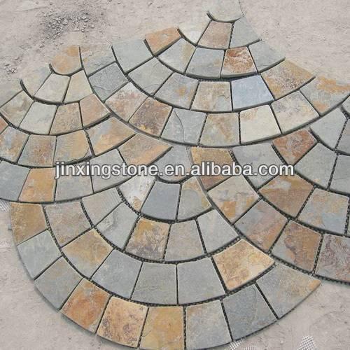 sector slate paving stone