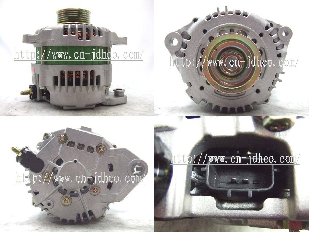 Alternator VQ20  LR1125-702F    23100-31U02    NISSAN
