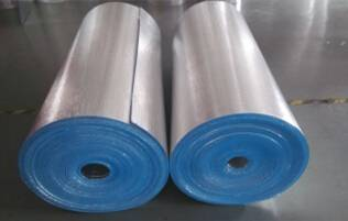 For Wall Material Thermal Insulation XPE Foam Heat Isolated Material