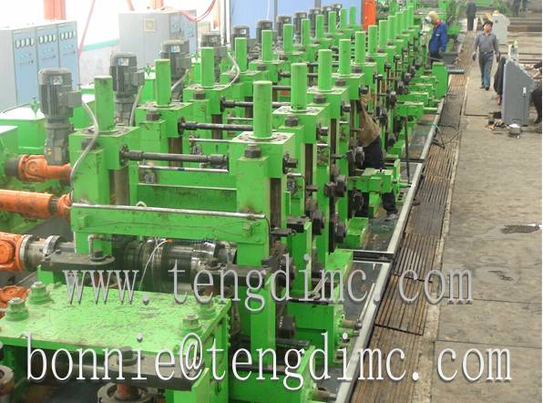 HG60 Tube Mill//tube making mill/pipe making mill/tube mill equipment/pipe mill equipment/tube line