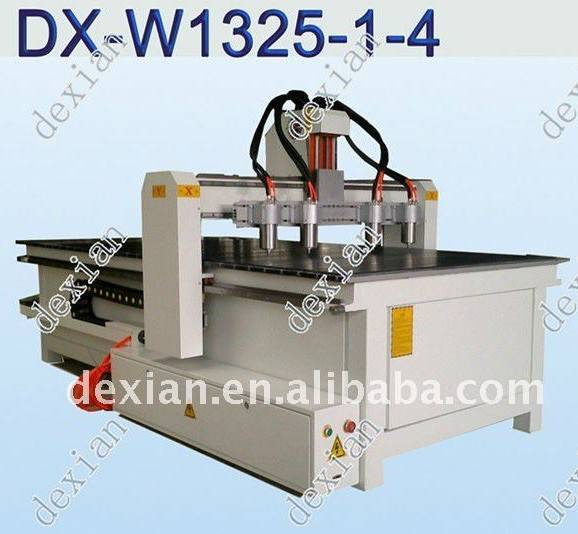 DX-1325-1-4 cnc router machinery