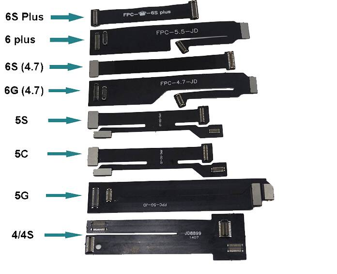 Wholesale iPhone 5 LCD Flex Cable , for iPhone 5 LCD Flex Cable Replacement