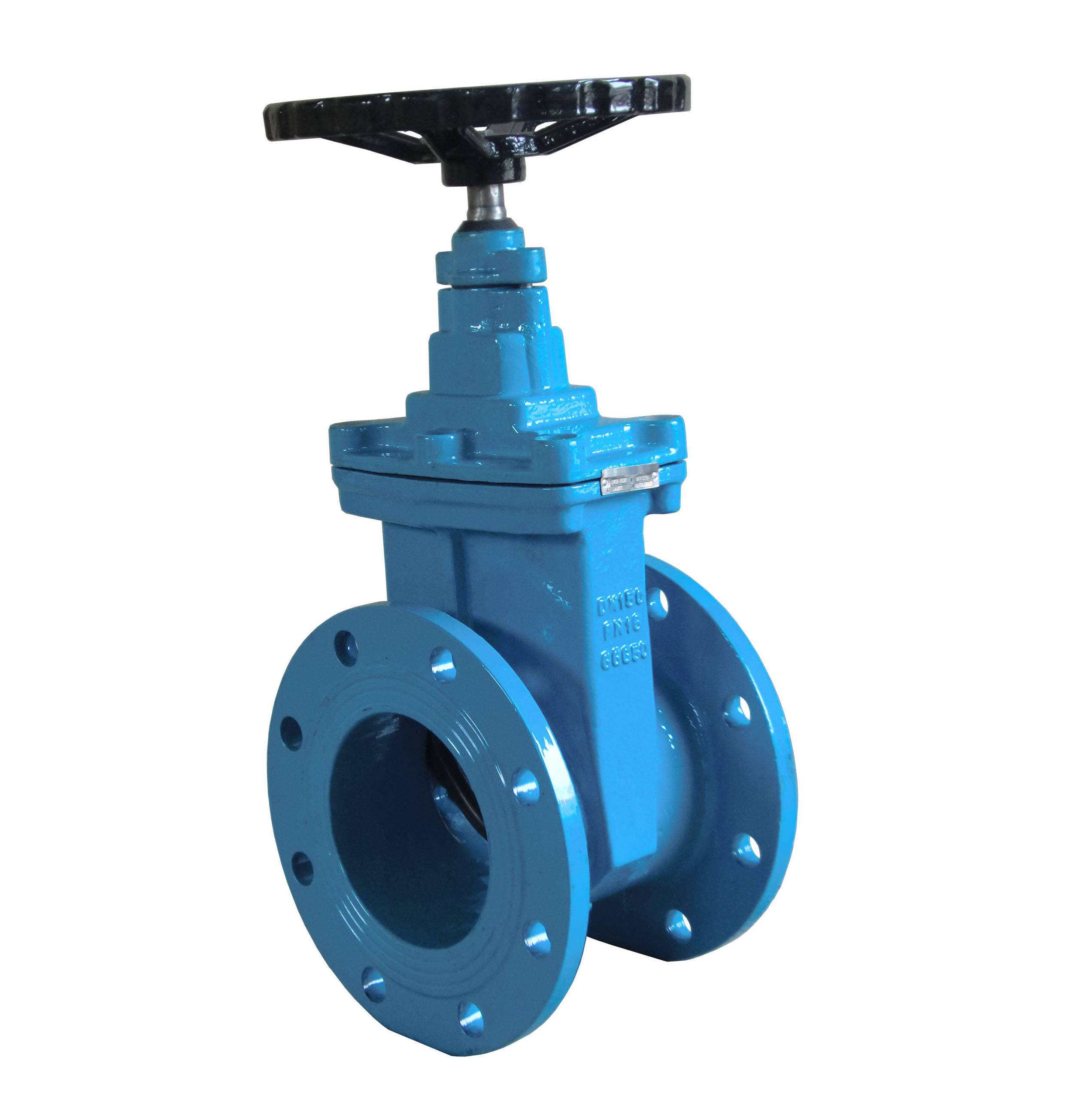 AWWA C509/BS5163/DIN3202 Resilient Seat Gate Valve