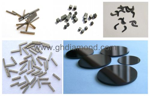 Thick-film CVD diamond for wire die