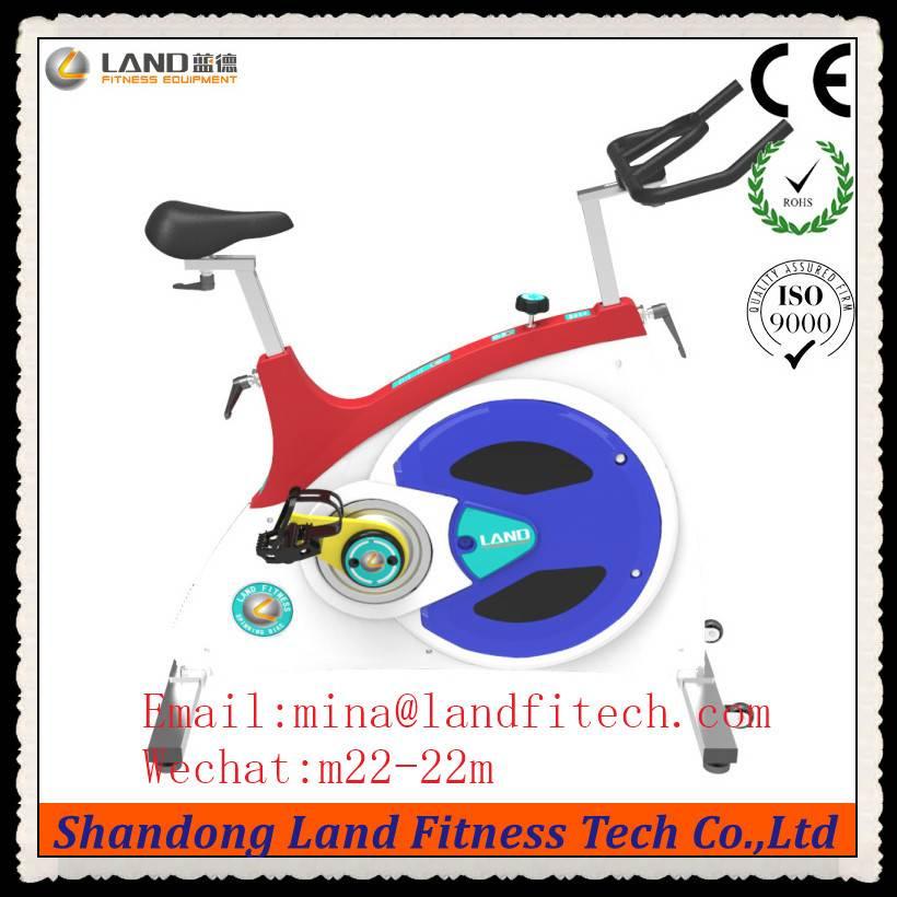 cardio gym equipment/spinning bike
