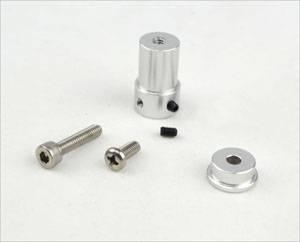 4mm Aluminum Mounting Hub 18013