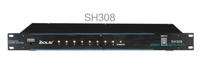 Power Supply Sequencer SH308