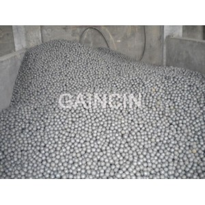 65Mn quality grinding media balls