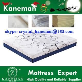 Gel Memory Foam, Latex, High Density Foam, 10 Inch