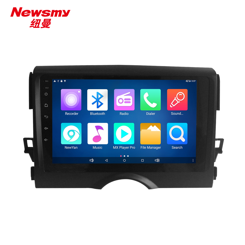 NM9048-H-H0(Toyota Reiz) 2010-2013 no canbus Newsmy CarPad4 head unit Android 5.0 with Newyan APP