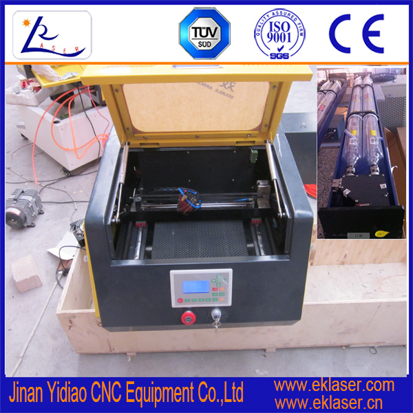 High precision Jinan Mini laser engraving cutting machine