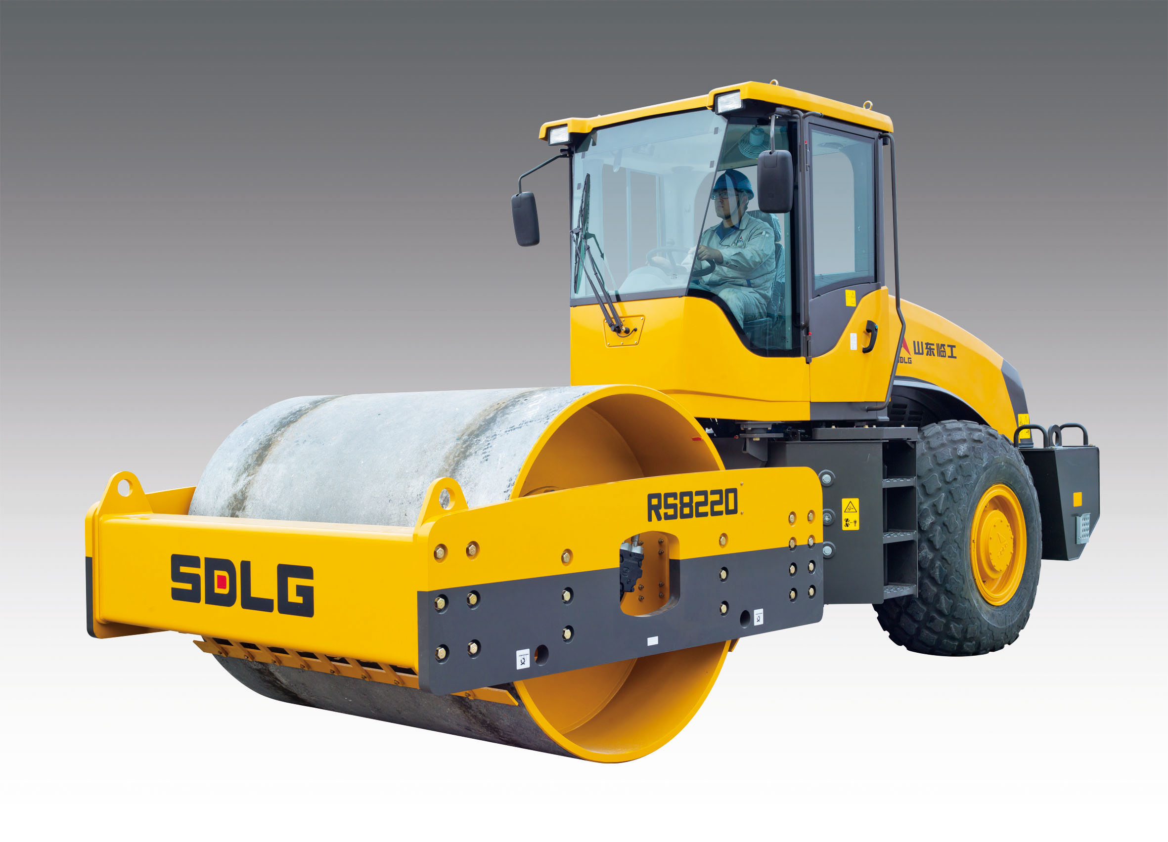 SDLG 22T road roller RS8220 with best quality for sale