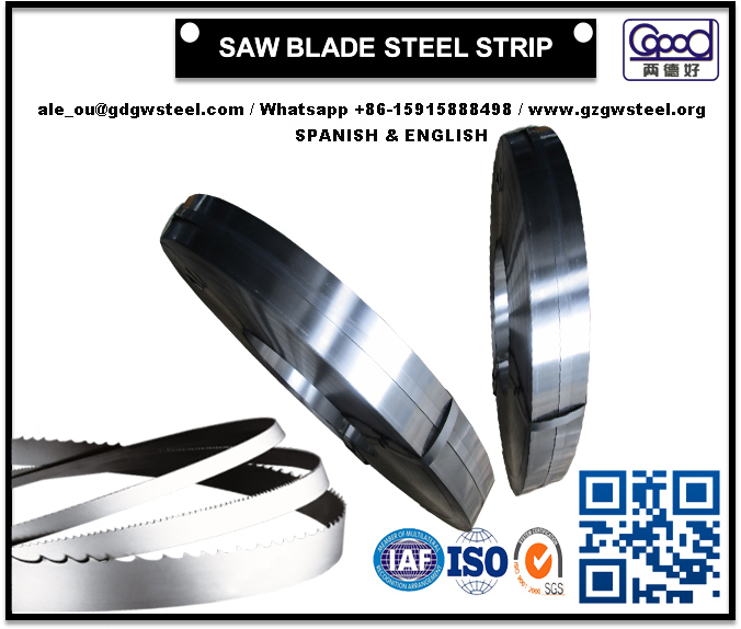 Saw Blade Steel Strip