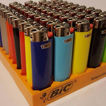 Disposable Bic Lighter