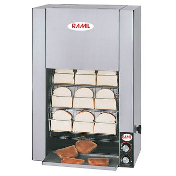 Vertical Conveyor Toaster