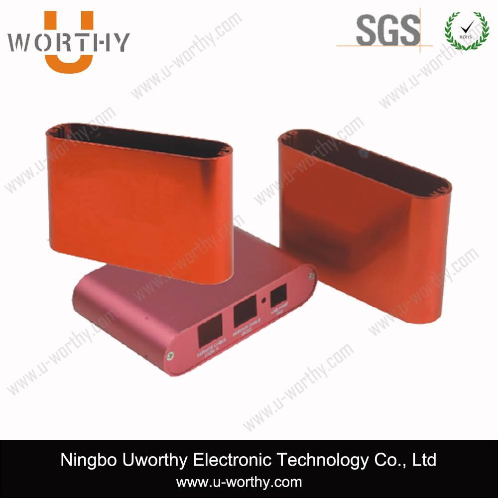 Aluminum Profile Extrusion Electronic Case