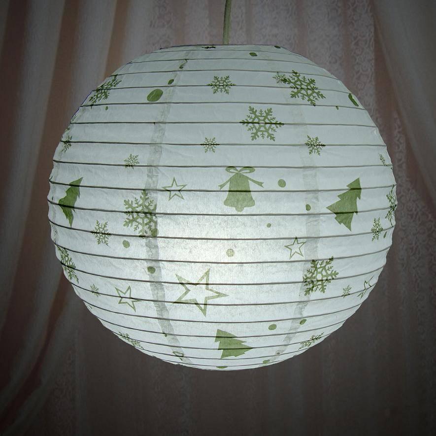 beautiful paper lampshade