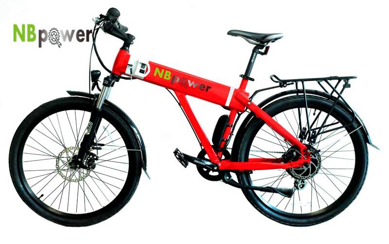 "Hot sales -2016 explosion models E-bike 26""36V250W-1000W RAINBOW for electric bicycle"