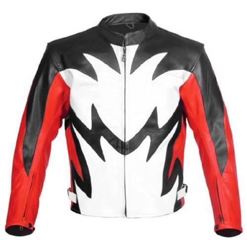 Motorbike Leather Jackets-Leather Jackets-Motorcycle Racing Jackets